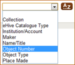 3rd November 2010 – New sort options